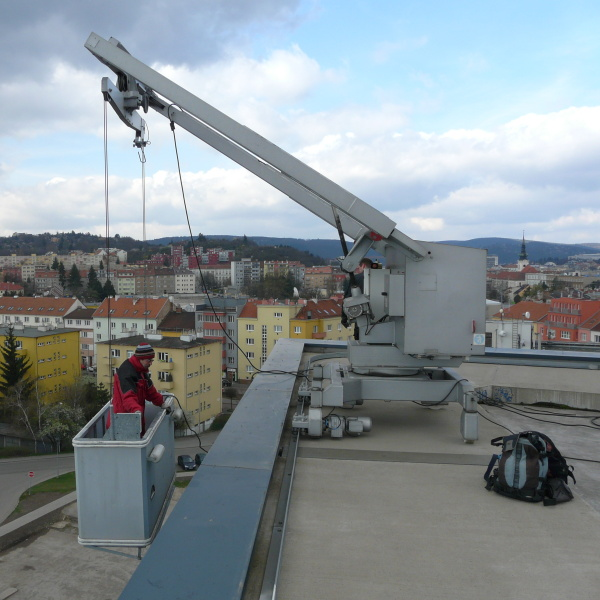Justiční areál Brno